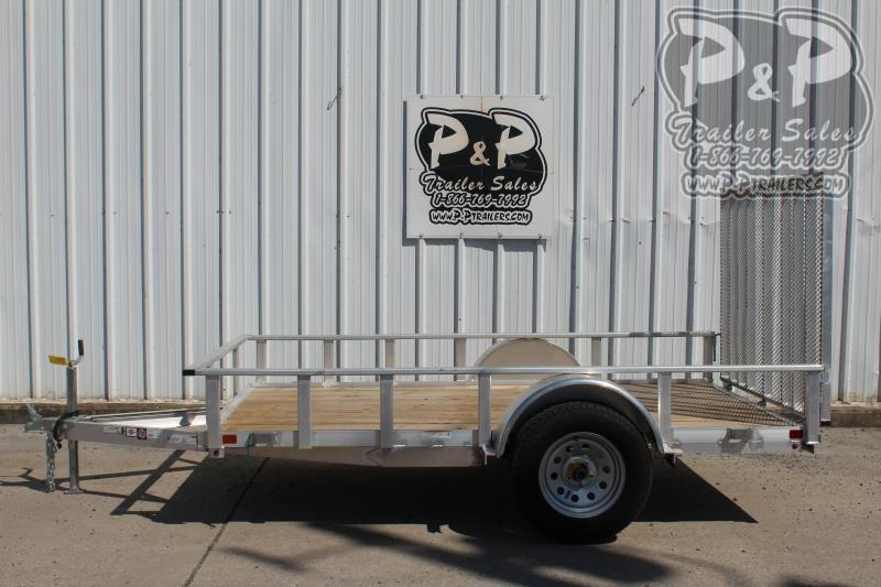 2021 Carry-On 6X10AGW ***6' x 10' *** Aluminum Utility Trailer