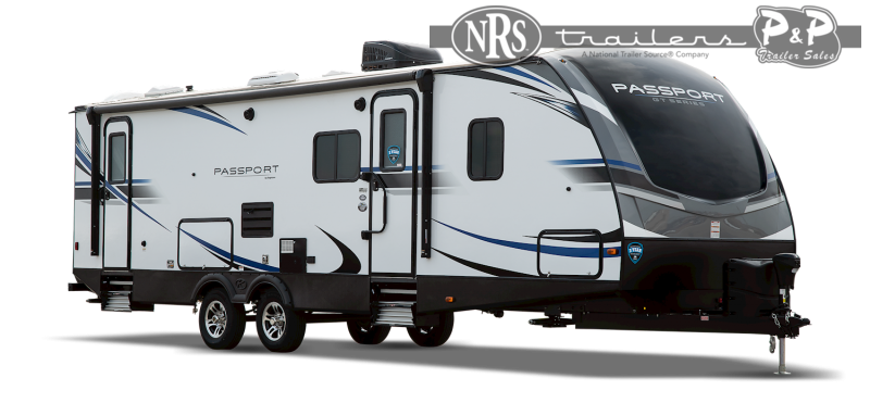"2021 Keystone RV Passport GT 2600BH 368 "" Travel Trailer RV"