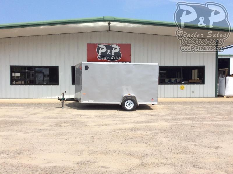 2021 RC Trailers 6X12SAFTW 12 ' Enclosed Cargo Trailer