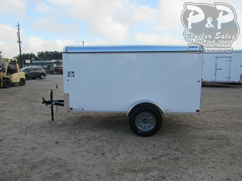 2021 Carry-On 5 x 10 CGREC 10 ' Enclosed Cargo Trailer