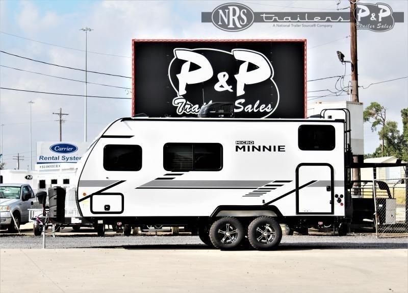 2022 Winnebago Micro Minnie 1800BH 21 ' Travel Trailer RV