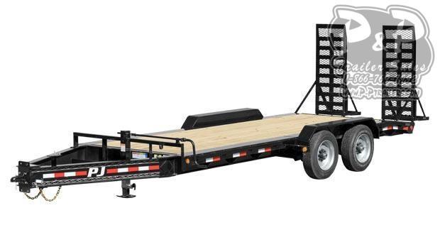 2020 PJ Trailers 10 Pro-Beam Equipment (H5) Equipment Trailer