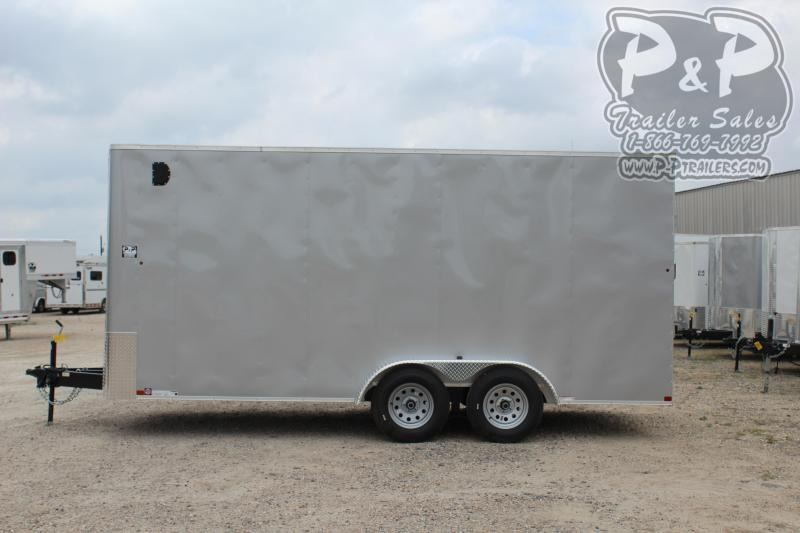 2021 Carry-On 7X18CGRBN 18 ' Enclosed Cargo Trailer