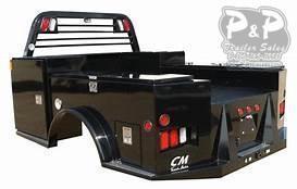 TM 9'4/94/60/34DLX 9.4 ft Truck Bed
