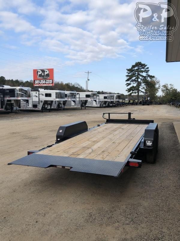 2021 Big Tex Trailers 14FT-20BK Equipment Trailer