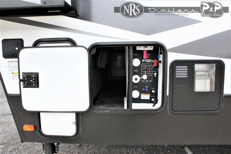 2021 Keystone RV Impact 367 40 ' Toy Hauler RV