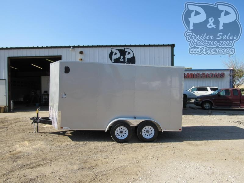 2021 Carry-On 7X14 CGRCM 14 ' Enclosed Cargo Trailer