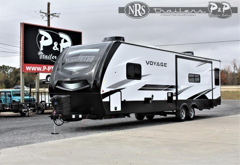 2021 Winnebago Voyage 3235RL 36 ' Travel Trailer RV