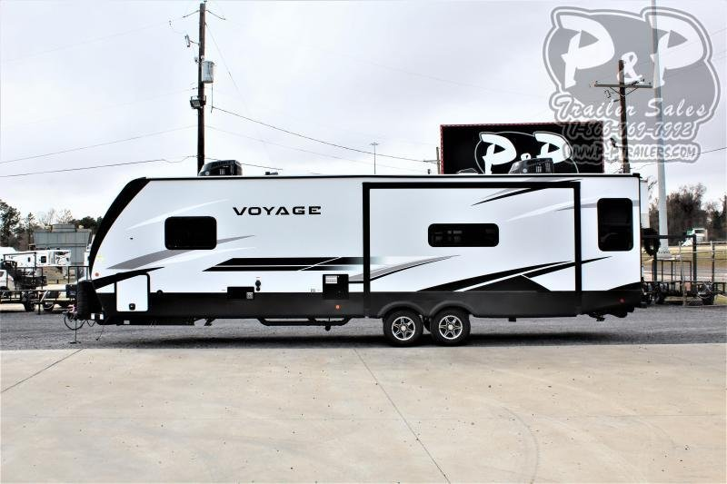 2021 Winnebago Voyage 3235RL 36 ' Travel Trailer RV