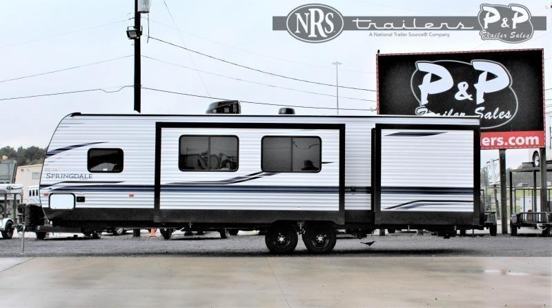 2021 Keystone RV Springdale 303BH 35' Travel Trailer RV
