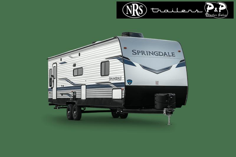 2022 Keystone RV Springdale 2010BH 22 ' Travel Trailer RV