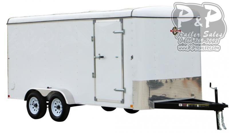 2021 Carry-On 7X12CG Enclosed Cargo Trailer