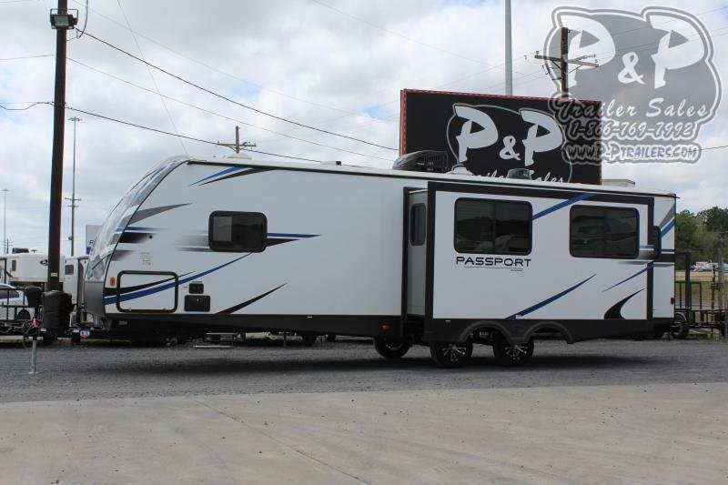 "2020 Keystone Passport 2900RL 33' 6"" ft Travel Trailer RV"