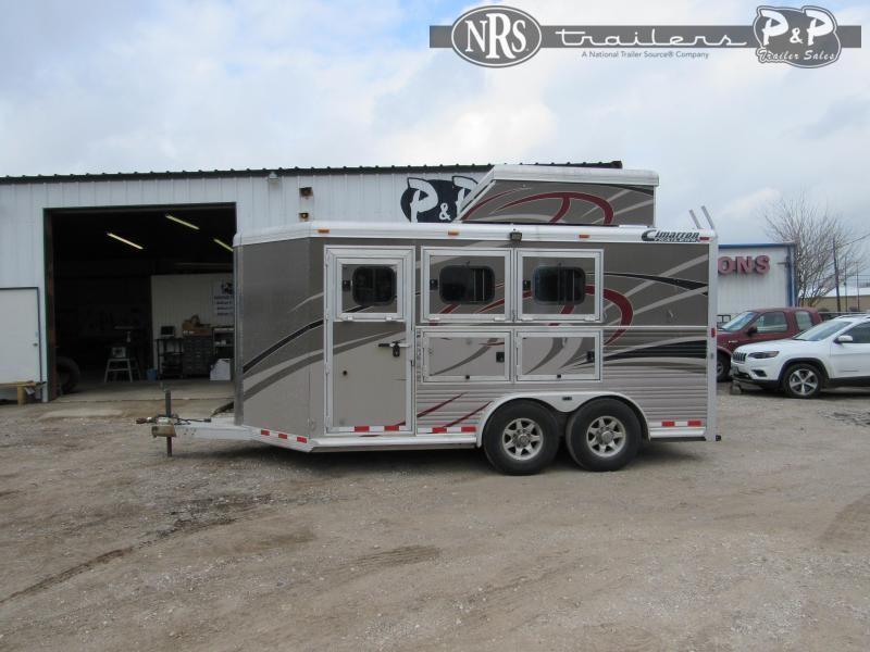 2012 Cimarron Trailers Norstar VP 3 Horse Slant Load Trailer