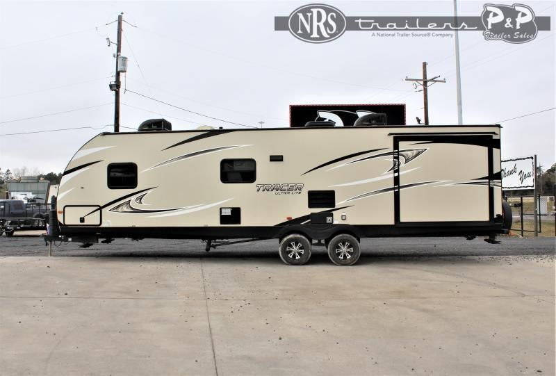 2017 Prime Time Tracer Ultra Lite 3250BHD 36 ' Travel Trailer RV