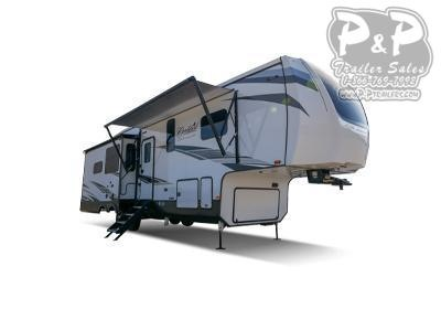 2021 Forest River Cardinal 25th Anniversary Edition 390FBX 41 ' Fifth Wheel Campers RV