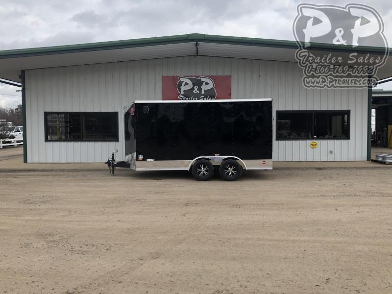 2021 RC Trailers 7X14TA2FTW Enclosed Cargo Trailer