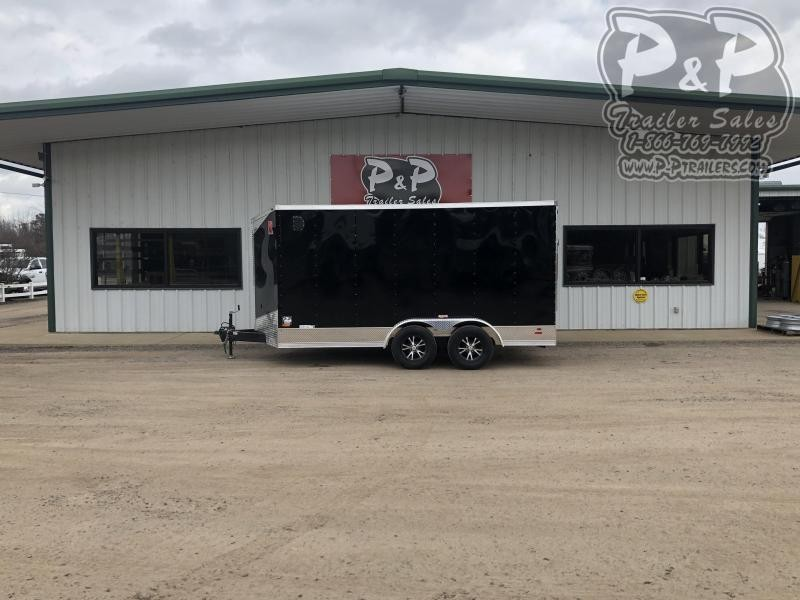 2021 RC Trailers 7X14TA2FTW Enclosed Cargo Trailer