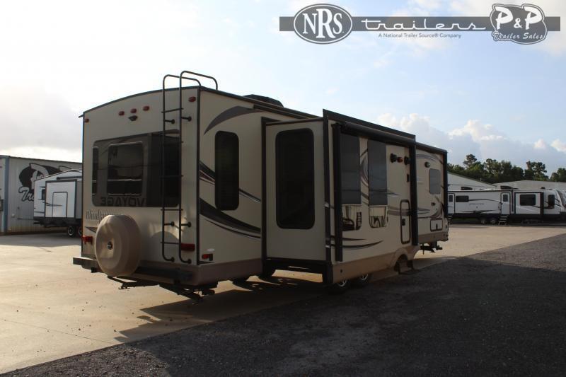 2015 Forest River Windjammer Rockwood 3029W 35 ' Travel Trailer RV