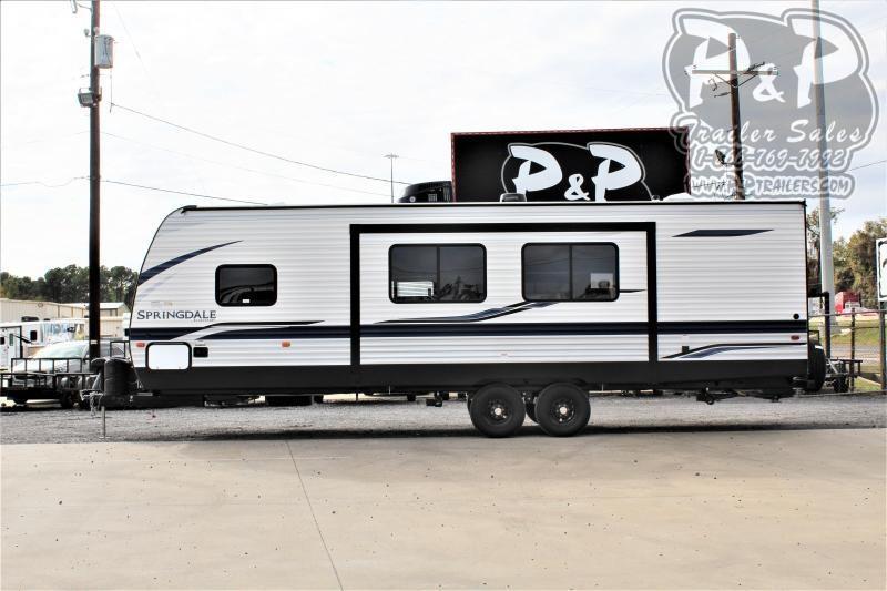 2021 Keystone RV Springdale 274RB 379 Travel Trailer RV