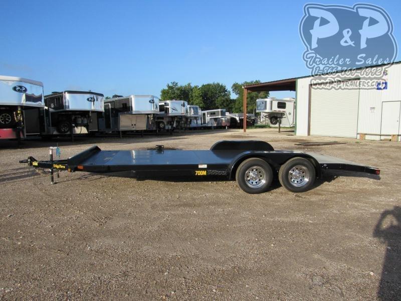 2020 Big Tex Trailers 70DM 20 ft Car / Racing Trailer