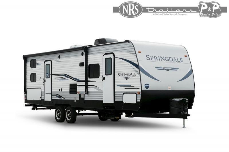 2021 Keystone RV Springdale 38FQ 467 Travel Trailer RV