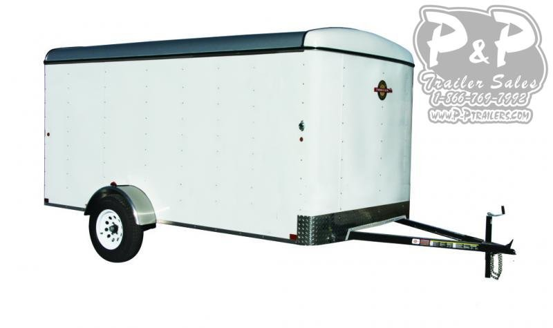 2021 Carry-On 6X10CGEC Enclosed Cargo Trailer