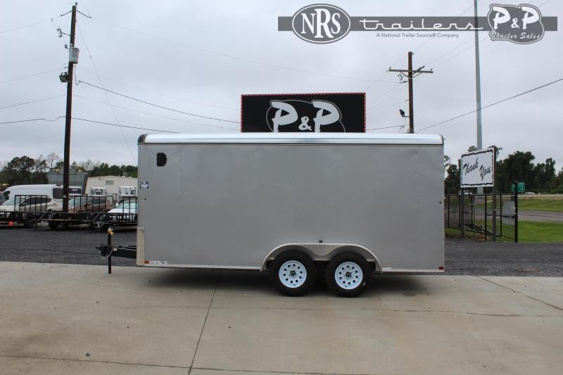 2021 Carry-On 7X16CGR 16 ' Enclosed Cargo Trailer
