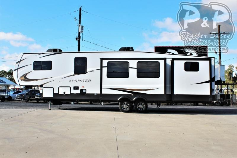 2021 Keystone RV Sprinter Limited 3620LBH 40 Fifth Wheel Campers RV