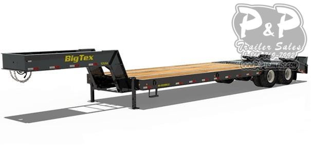2021 Big Tex Trailers 5XGL Equipment Trailer