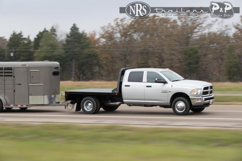 CM RD2 Steel Flat Deck 86x97x56 Truck Bed