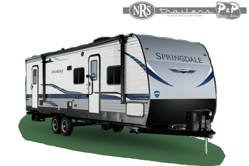 2022 Keystone RV Springdale 202RD 25 ' Travel Trailer RV