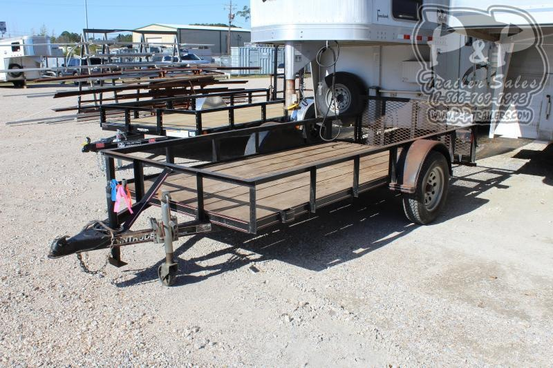 2007 Other 5X12 12 ' Utility Trailer