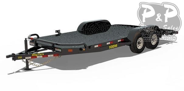 2021 Big Tex Trailers 10DM-22 Car / Racing Trailer