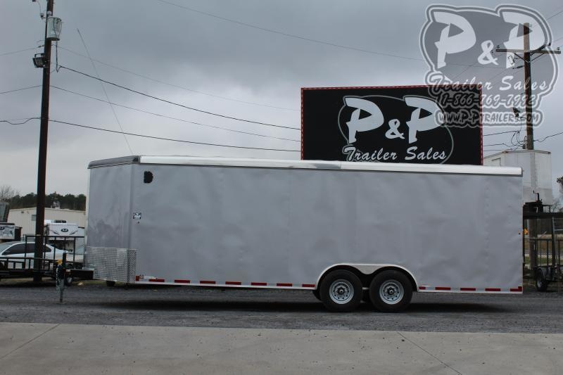 """2021 Carry-On 8.5X24CGR 288 """" Enclosed Cargo Trailer"""