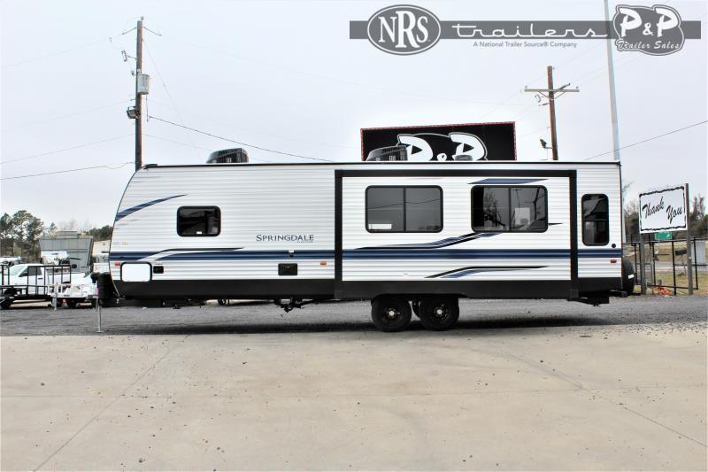 2021 Keystone RV Springdale 285TL 34 ' Travel Trailer RV
