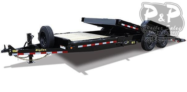2021 Big Tex Trailers 16TL Equipment Trailer