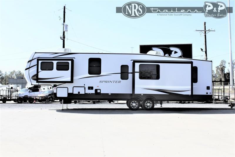 2021 Keystone RV Sprinter Limited 3550MLS 39 ' Fifth Wheel Campers RV