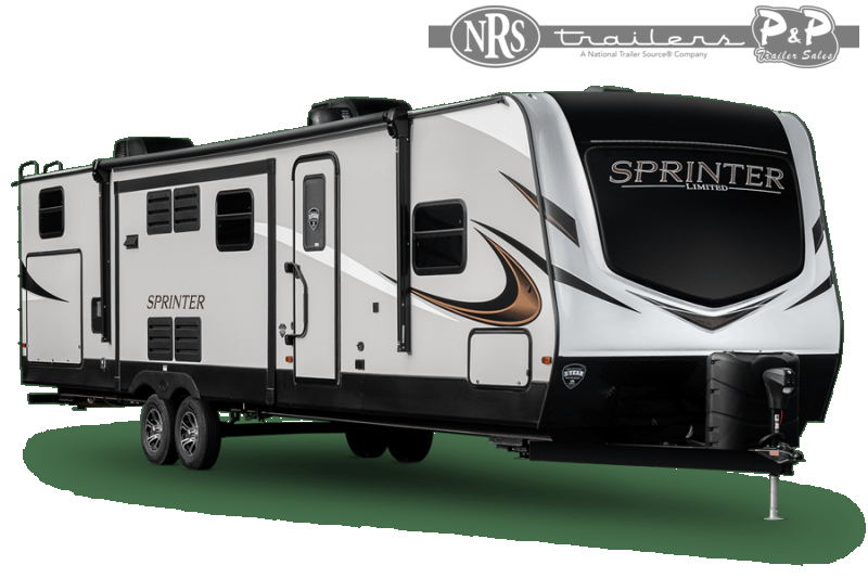 2021 Keystone RV Sprinter Limited 333FKS 37 ' Travel Trailer RV