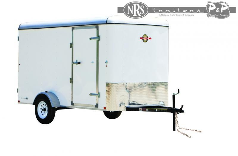 2021 Carry-On 5X10CG 14 ' Enclosed Cargo Trailer