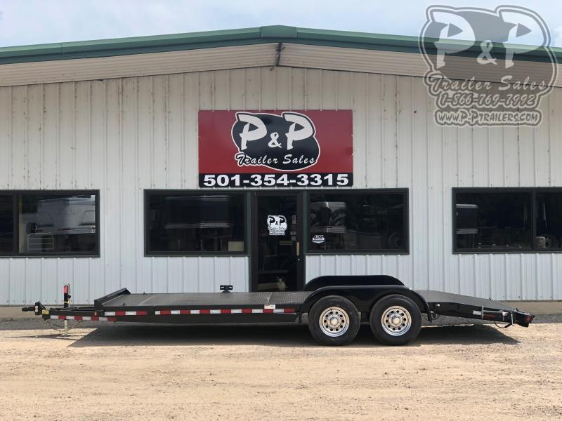 2021 Big Tex Trailers 10DM 20' Car / Racing Trailer