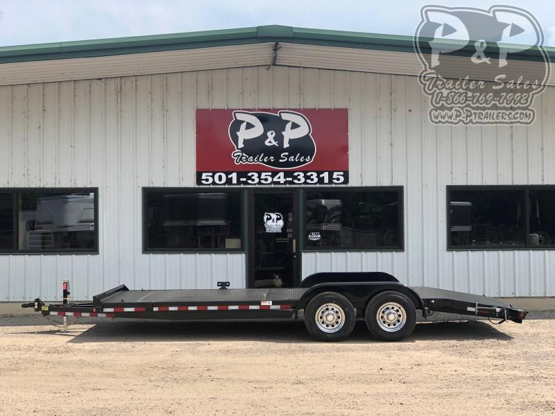 2021 Big Tex Trailers 10DM 20' Car / Racing Trailer