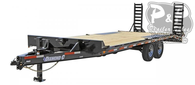 2020 Diamond C Trailers DEC Equipment Trailer