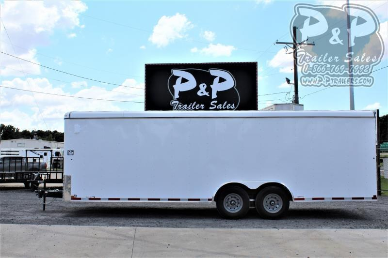 2020 Carry-On 8.5X24CGR Enclosed Cargo Trailer