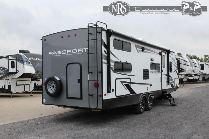 2021 Keystone RV Passport SL 268BH 30 ' Travel Trailer RV