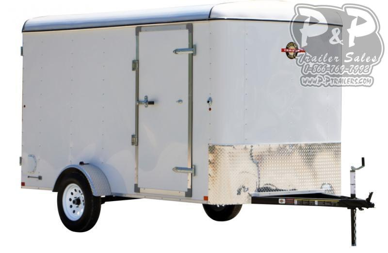 2021 Carry-On 7X12CG1AXLE Enclosed Cargo Trailer