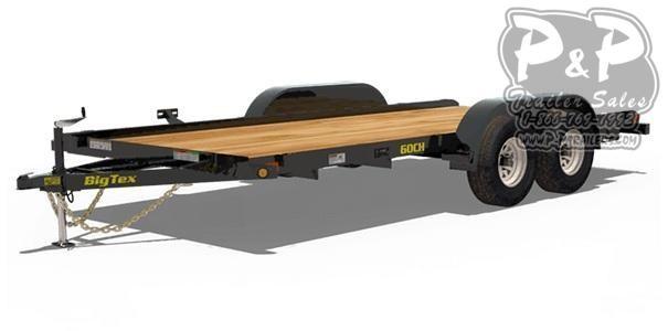 2021 Big Tex Trailers 60CH-16 Car / Racing Trailer