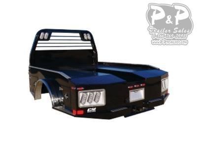 CM ER 8'6/97/58/42 Truck Bed