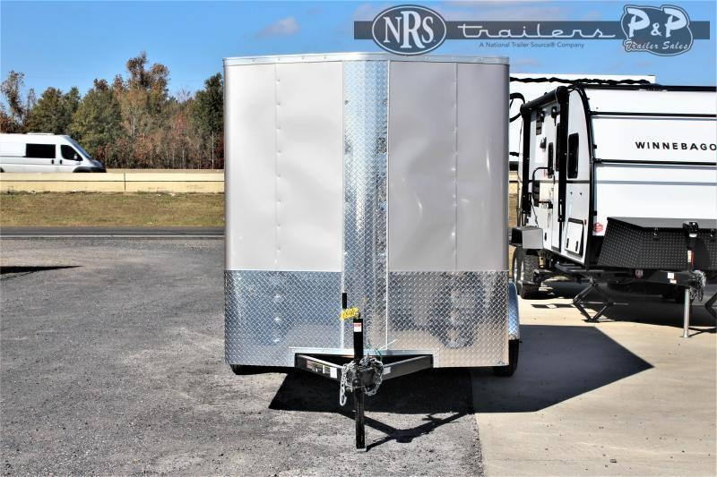 2021 Carry-On 6X12CGRBN 12 ' Enclosed Cargo Trailer
