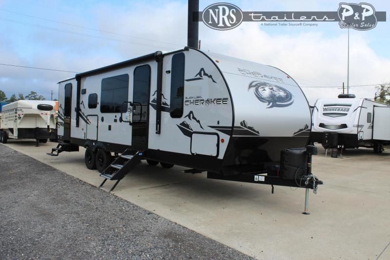 2022 Forest River Cherokee Black Label 274BRBBL 32 ' Travel Trailer RV